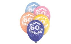 60th Party Accessories