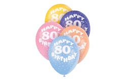 80th Party Accessories
