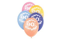 90th Party Accessories