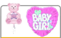 Its a Girl party products
