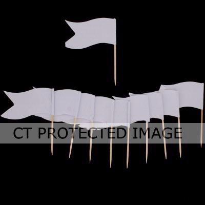 Caroline Sandwich Flags (packquantity10)