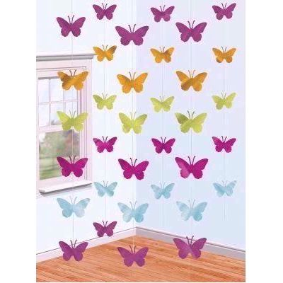 Butterfly String Decoration