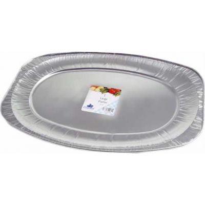 55cm Foil Platter