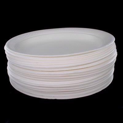 26cm Polystyrene Plates (packquantity25)