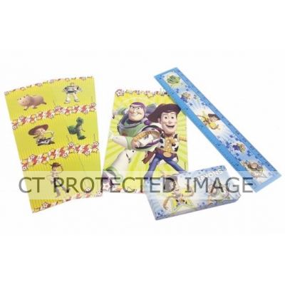 20pc Toy Story Stationery Pack