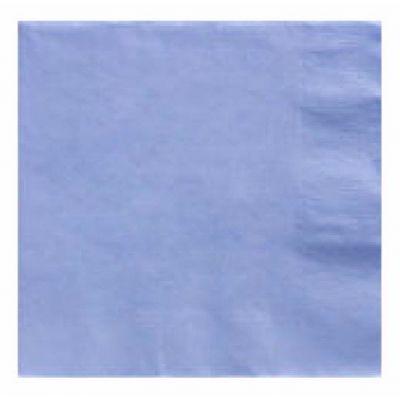 33cm 2ply Pastel Blue 33cm Napkins (packquantity20)