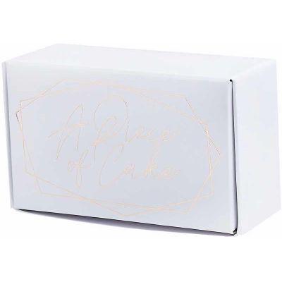 10pc A Piece Of Cake Box