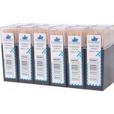 Beige Cocktail Sticks (packquantity100)