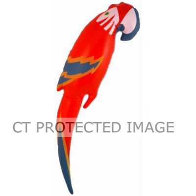 75cm Inflatable Parrot