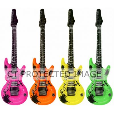 106cm Inflatable Guitar