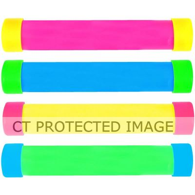 4assorted 13.5cm Groan Tube  24s