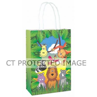 Jungle Bag With Handles  24s