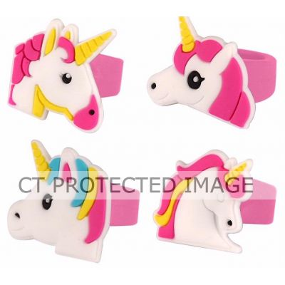 4assorted Unicorn Ring  156s