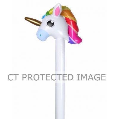 Inflatable Unicorn Stick