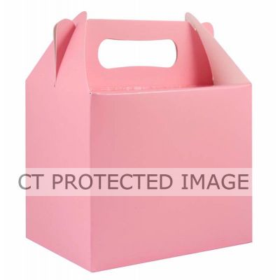 Baby Pink Lunch Box  24s