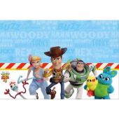 Toy Story 4 Plastic Party Loot Bags x 6 164712