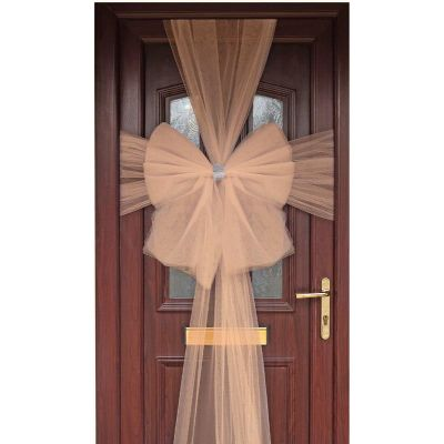 Rose Gold Eleganza Door Bow