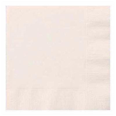 33cm Ivory Luncheon Napkins (pack quantity 50)