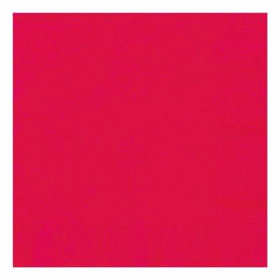 33cm Ruby Red 33cm Napkins (packquantity20)