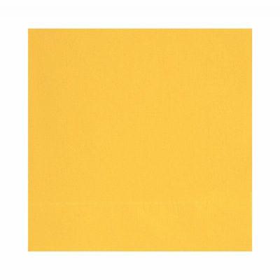Yellow Beverage Napkins (packquantity20)