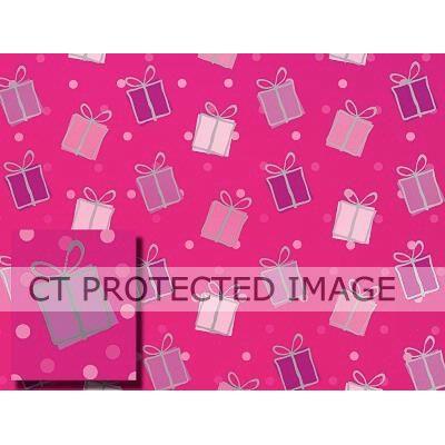 Designer Female Folded Wrap & Tags