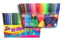 Fibre Pens&Childrens Markers