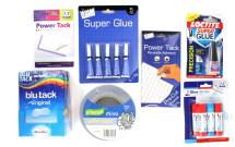 Tapes, Adhesives&Glue