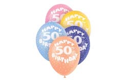 50th Party Accessories