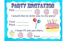 Invitations & Social Stationery