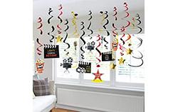 Hanging Swirls