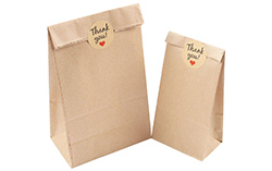 Food Bags & Labels
