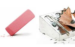 Erasers&Sharpeners