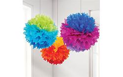Pom Pom Decorations